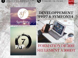 Développeur PRO Symfony 4