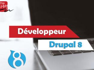 Formation Drupal 8